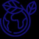 Planet Erde Logo